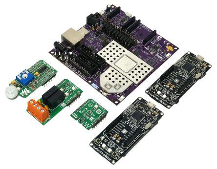 Creator Ci40 IoT Kit with Clicker Boards