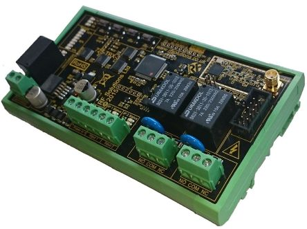 725 系列 lora 远程控制无线电收发器,rf solutions