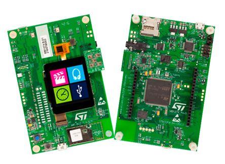 stmicroelectronics stm32 处理器系列 开发套件 stm32f413h-disco