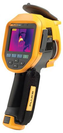 Fluke TI480 9HZ Thermal Imaging Camera, Temp Range: <-20 → +800 °C 640 x 480pixel