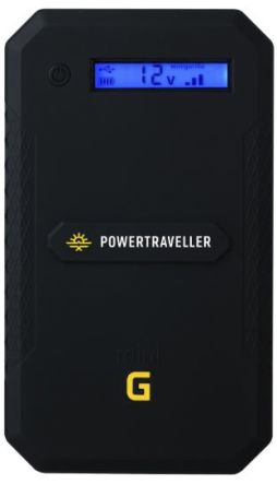 Pacco batterie USB Powertraveller 12000mAh, Ioni di litio