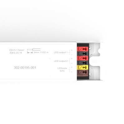 eldoLED SL0561L2, Constant Current Dimmable LED Driver 50W 55V 150 → 1400mA, SOLOdrive Series