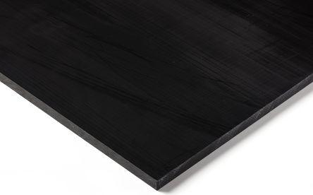 Black Nylon Sheet 500mm X 500mm X 10mm