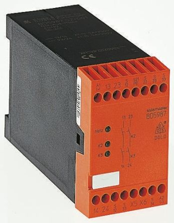 R2408737 01 pnoz xv2 30 24vdc 2n o 2n o t pnoz x safety relay, dual channel pnoz xv2 wiring diagram at edmiracle.co