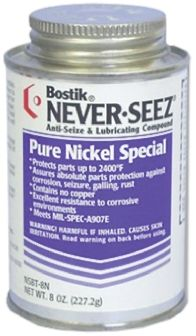 Bostik Lubricant 224 g Can Nickel