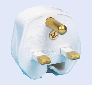 MEM UK Mains Connector Type G- British, 13A