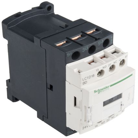 lc1d18bd tesys d lc1d 3 pole contactor 18 a 9 kw 24 v dc coil tesys d lc1d 3 pole contactor 18 a 9 kw 24 v dc