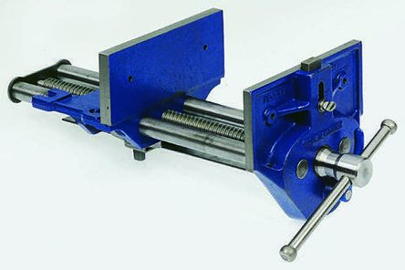T521/2ED | Record Woodworking Vice x 100mm 230mm x 330mm | Record