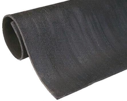 Extremely SM010030 | Elektrische Sicherheitsmatte schwarz Gummi Anti-Rutsch  XG31