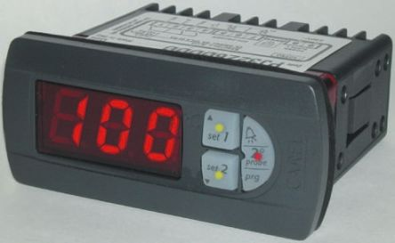 PJ32W00000 | Carel On/Off Temperature Controller, 81 x 36mm, NTC ...