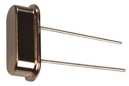 Crystal 7.3728MHz, ±30ppm, 2-Pin HC-49-4H
