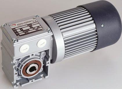 Pc 530m4t 20 B3 Mini Motor Induction Ac Geared Motor 3