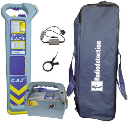 Radiodetection 10/ELECKIT3-P-ENG Cable Detection Kit