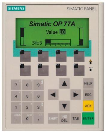 Siemens op77