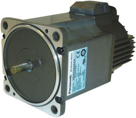 Mbmc1e2azb Panasonic Mbm Reversible Brushless Ac Motor 130 W 1 Phase 2 Pole 200 240 V Ac
