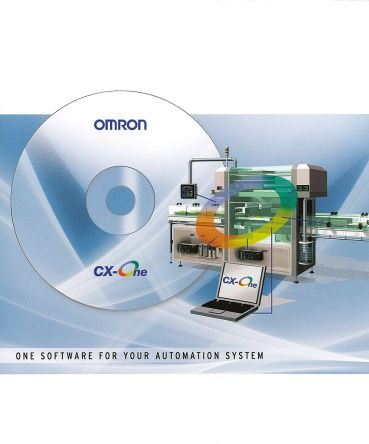 logiciel cx one omron