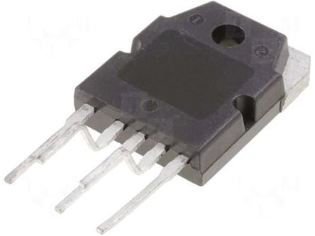 fairchild semiconductor fs7m0880tu, 单输出 智能电源开关, 5引脚