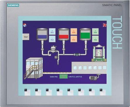 6av6647 0af11 3ax0 Siemens 10 4 In Lcd Touch Screen Hmi