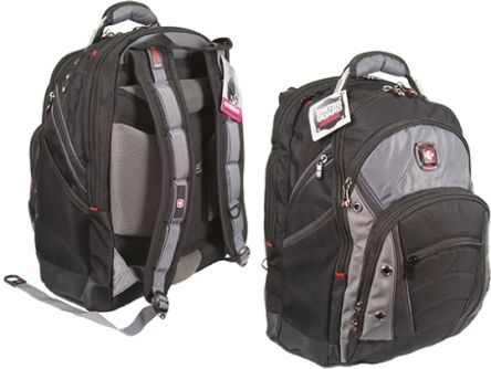 GA-7305-14F00 | Wenger SwissGear Synergy 15.6in Laptop Backpack ...