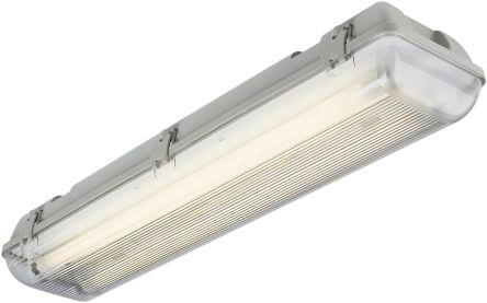 2 X 36 W Fluorescent Ceiling Light Fitting Twin Batten