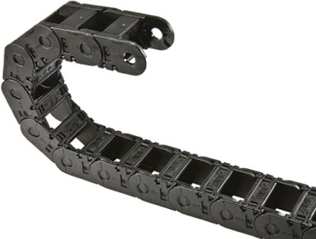 2400 03 075 Igus 2400 E Chain Black Igumid G Cable