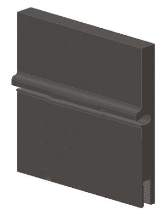 Heatsink, TO-220, TO-247, 6.8K/W, 50 x 6 x 50mm, Clip