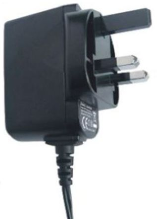 RS Pro Plug In Power Supply 5V dc, 1.2A Level V 1 Output, Micro USB Switched Mode Power Supply