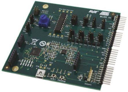 Atavrmc301 Attiny861 Motor Control Processor Board Atmel