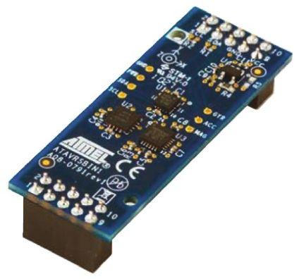 AVR Xplained Inertial One Sensor board