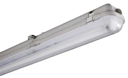 Evs220 2 X 18 W Bulkhead Light Fitting 1 2 21 22