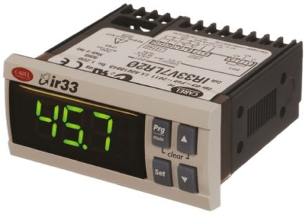 R7457949 01 ir33z7lr20 carel ir33 pid temperature controller, 34 2 x 76 2mm carel ir33 wiring diagram at mifinder.co