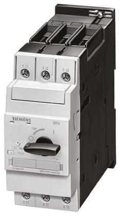rv fc siemens sirius v ac dc motor protection siemens sirius 690 v ac dc motor protection circuit breaker 3p channels 40