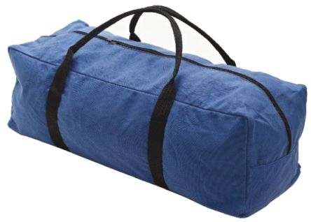 RS Pro Zipper Canvas Tool Bag 750mm x 275mm x 225mm