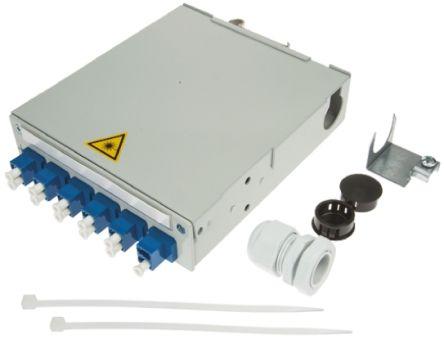 H82050e0005 Telegartner 6 Port Lc Single Mode Duplex