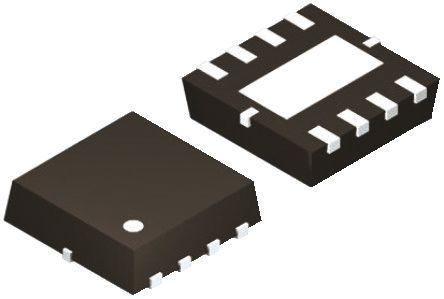 Fairchild FDPC8013S Dual N-channel MOSFET, 26 A, 30 V PowerTrench, 8-Pin Power 33