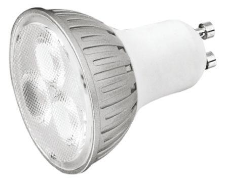 Aurora GU10 LED Reflector Bulb 6 W(45W) 3000K, Cool White