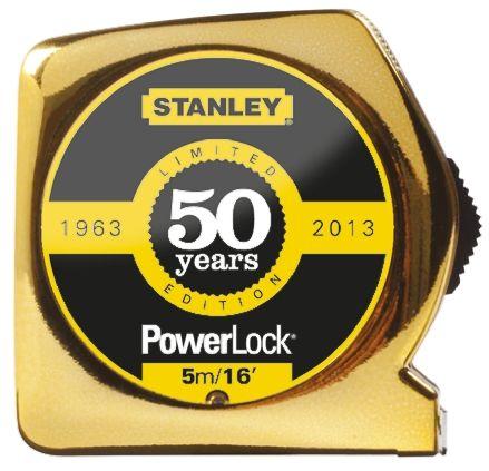 stanley powerlock series 5m tape measure