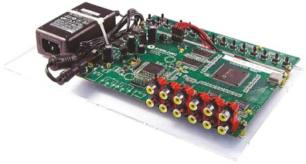 9-Ch Video Processing Evaluation Board