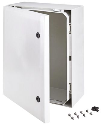 Arca 403021 Arca Ip66 Wall Box Polycarbonate Grey 400