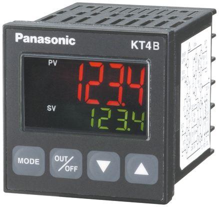 Akt4b211100 panasonic kt4b pid temperature controller 48 x 48mm panasonic kt4b pid temperature controller 48 x 48mm 1 output relay 24 v sciox Images