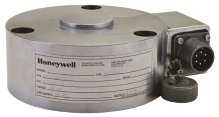 060 0828 12 Honeywell Compression Load Cell 13607 77kg