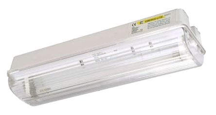 EMERGI LITE LED Emergency Light Fitting, 3h Maintained, Non Maintained, 8 W