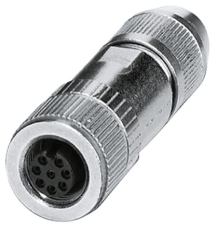 M12 connector 8 pin