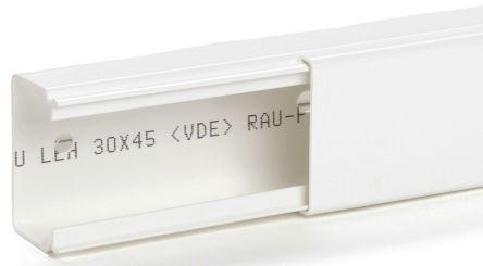 Relativ RS Pro, Halogenfreier Sockelleisten-Kabelkanal, Halogenfreies PC  ON71