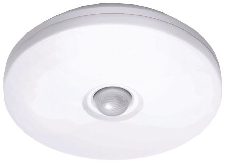 Steinel, 18 W Round White Bulb Bulkhead light, 230 → 240 V, Plastic