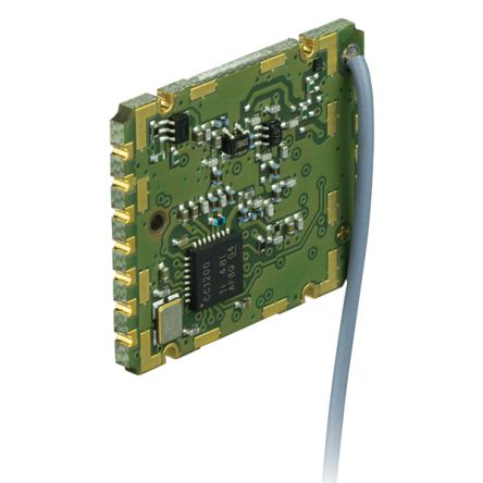 RF Board Receiver Module with Wire Antenna 868 MHz For Use With Cherry Energy Harvesting Switches