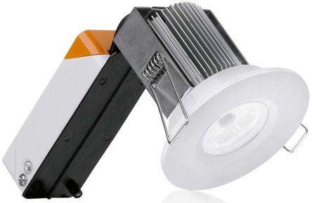 Aurora EN-E9 EN-E9W/30 9 W LED Downlight, E9, 100 → 240 V, Warm White, 3000K