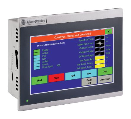 We have new and used HMI by Allen-Bradley in stock today. The HMI has a 7 lbs (3 kg) Weight and a F ( C) Operating Temperature. We carry /5(16).