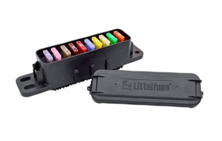 pdm61001zxm | littelfuse 210a base mount fuse holder for ... blade motorcycle fuse box holder littlefuse fuse box holder #14