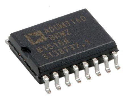 analog devices adum3160brwz usb 数字隔离器, 2.